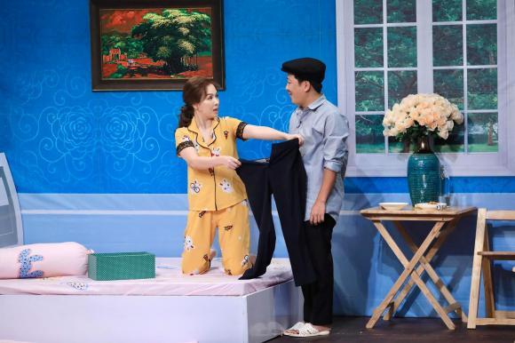Đan Lê, Nhã Phương, Trường Giang, sao Việt