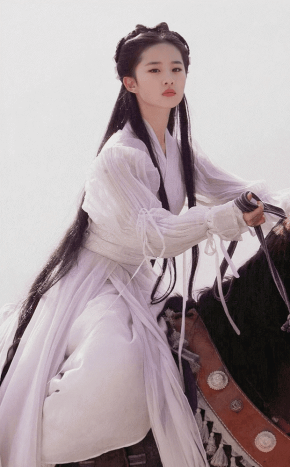 Lưu Diệc Phi, Thần điêu đại hiệp, sao Hoa ngữ