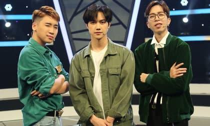 Võ Hoàng Yến, Ngô Kiến Huy, Bộ 3 siêu đẳng