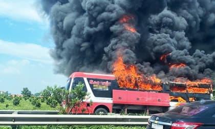 Hỏa hoạn, cháy khu công nghiệp, khu công nghiệp yên phong, tin tức