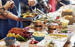 ăn buffet, kinh nghiệm đi ăn tiệc