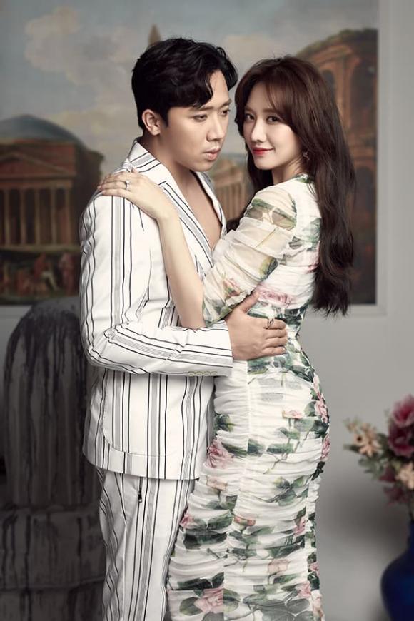 Hari Won, Trấn Thành, sao Việt
