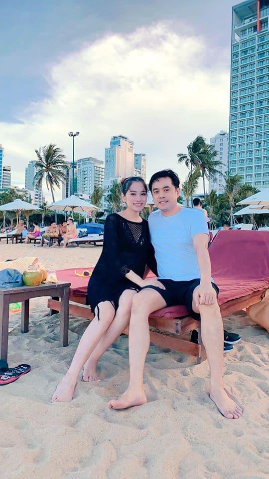 Dương Khắc Linh, vợ chồng Dương Khắc Linh đi du lịch.