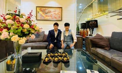 Lương Gia Huy, con trai Lương Gia Huy, sao Việt, Ngọc Sơn, Lý Hùng
