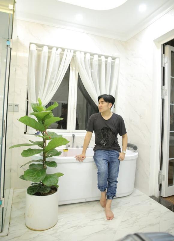 ca sĩ Quang Hà, Lương Gia Huy, sao Việt