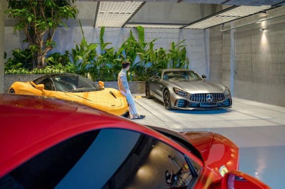 Siêu xe mới xuất hiện trong gara của Cường Đô La, giá trị thực sự gây bất ngờ