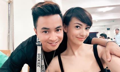 người mẫu Hồng Quế, diễn viên Huỳnh Anh, sao Việt