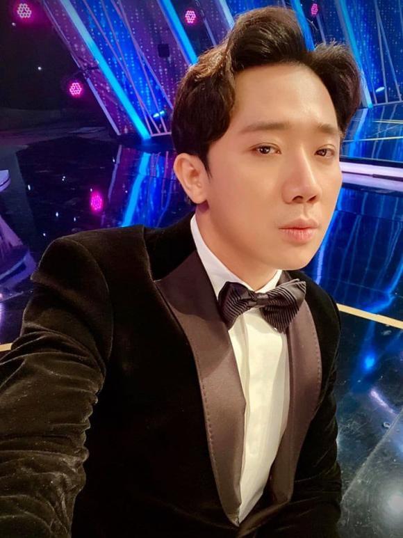 dabh hài Trấn Thành, MC Trấn Thành, sao Việt