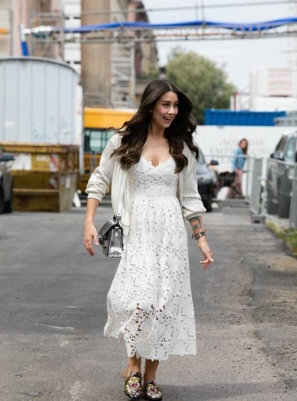 mặc váy, lỗi mặc váy, thời trang