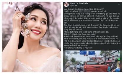 MC Ốc Thanh Vân, diễn viên Ốc Thanh Vân, sao Việt