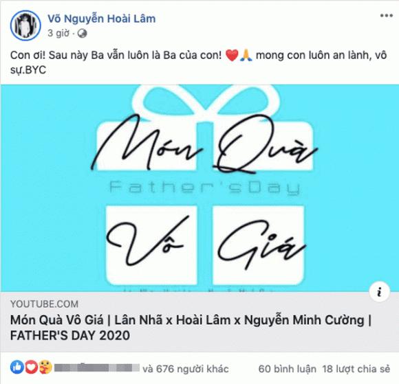 Bảo Ngọc ly hôn Hoài Lâm nhưng vẫn có hành động bảo vệ chồng cũ khi bị chỉ trích