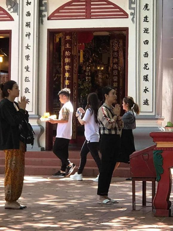 Quang Hải, bạn gái Huỳnh Anh, giới trẻ