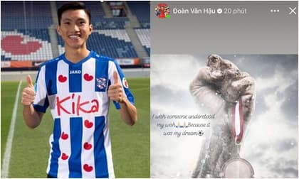 Heerenveen, Đoàn Văn Hậu, CLB Hà Nội