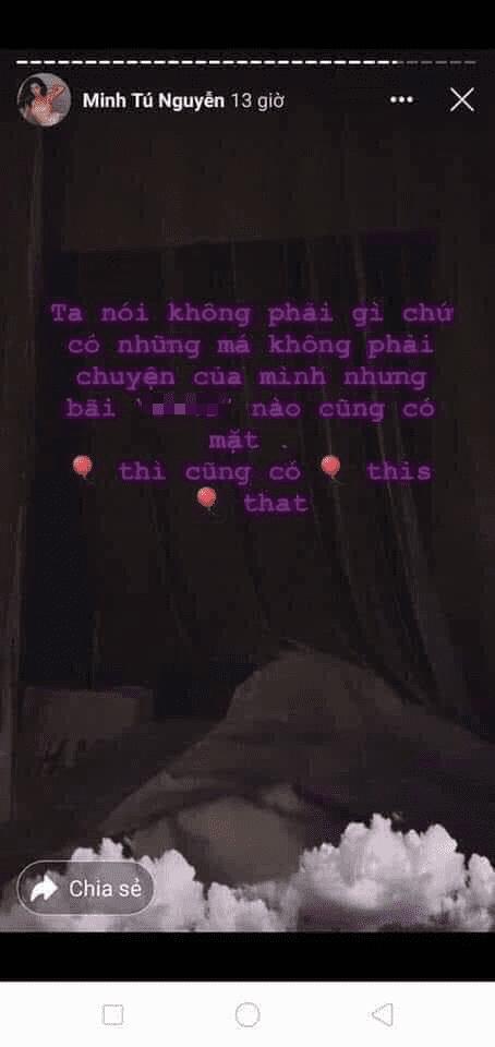 Minh Tú lên tiếng khi vướng nghi vấn 'cà khịa' Chi Pu