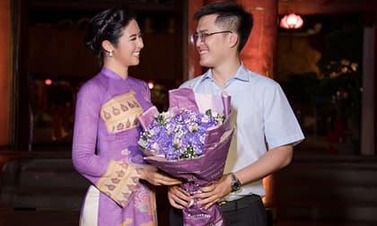 Ngọc Hân, bạn trai Ngọc Hân, Hoa hậu Ngọc Hân, sao Việt