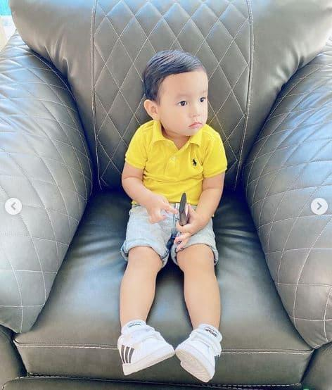 con trai Phạm Hương, Hoa hậu Phạm Hương, Phạm Hương