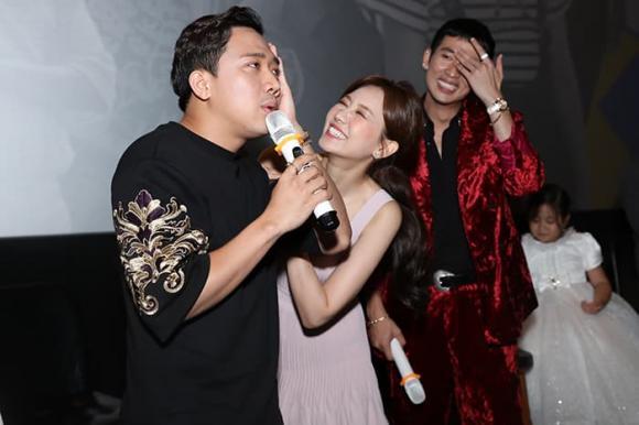hari won, danh hài Trấn Thành, sao Việt
