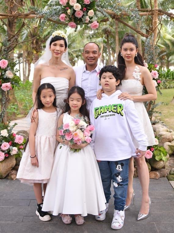 siêu mẫu Xuân Lan, sao Việt