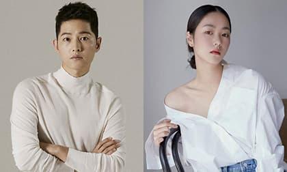 song hye kyo, ký sinh trùng, jo yeo jeong, sao hàn