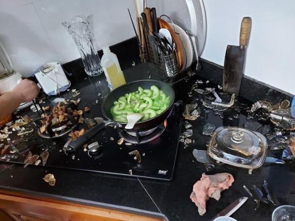 ghét bếp, nấu ăn đoảng, món canh ngày hè