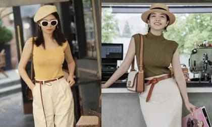 thời trang, trang phục hè, cách phối đồ