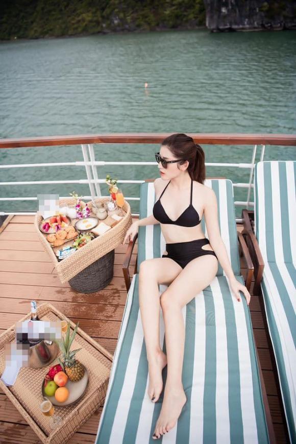 Á hậu Huyền My, Huyền My bikini, sao Việt
