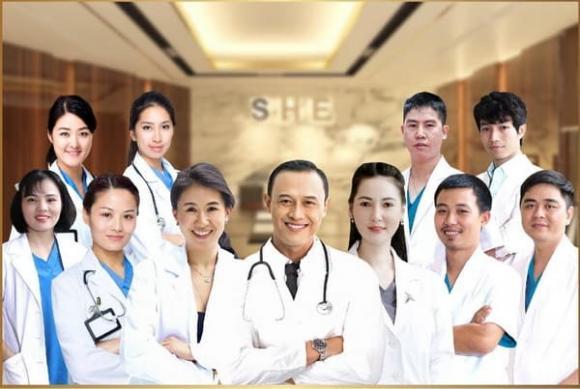 She Center, phẫu thuật thẩm mỹ