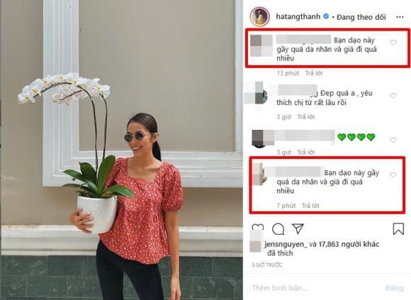 Tăng Thanh Hà, diễn viên Tăng Thanh Hà, sao Việt