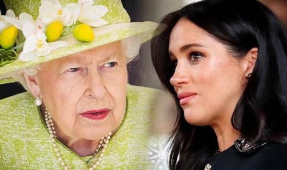 Meghan Markle, Hoàng gia Anh, Nữ hoàng Anh