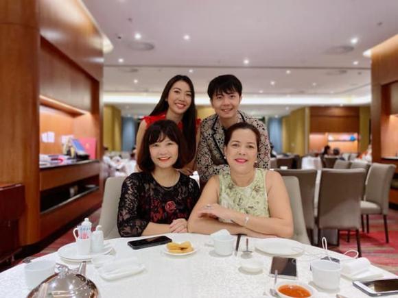 Thúy Vân, mẹ chồng Thúy Vân, sao Việt