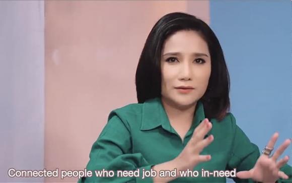 MC Cát Tường, diễn viễn Cát Tường, sao Việt