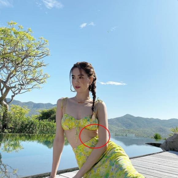 nữ hoàng nội y, Ngọc Trinh, sao Việt