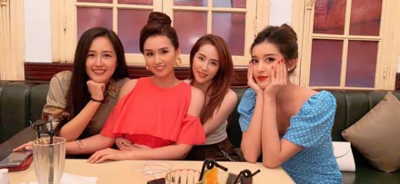 Huyền My, Mai Phương Thuý, sao Việt, Phương Oanh