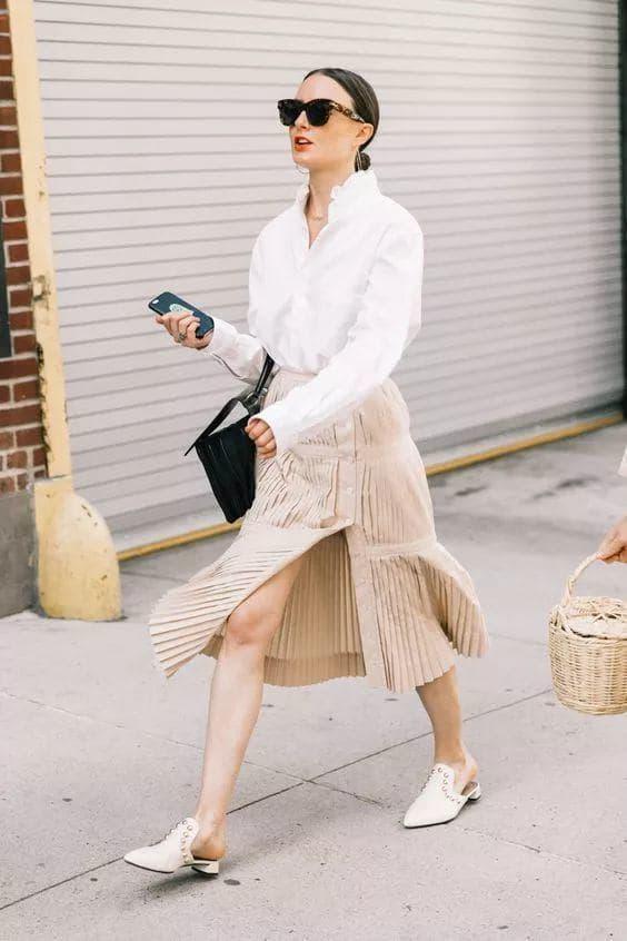 váy quấn, mặc gì mát mùa hè, thời trang