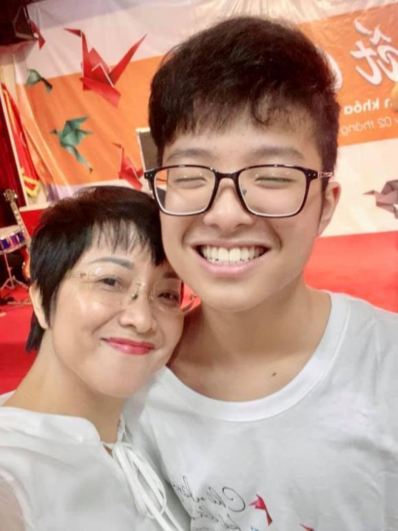 con trai Thảo Vân, con trai Công Lý, sao việt