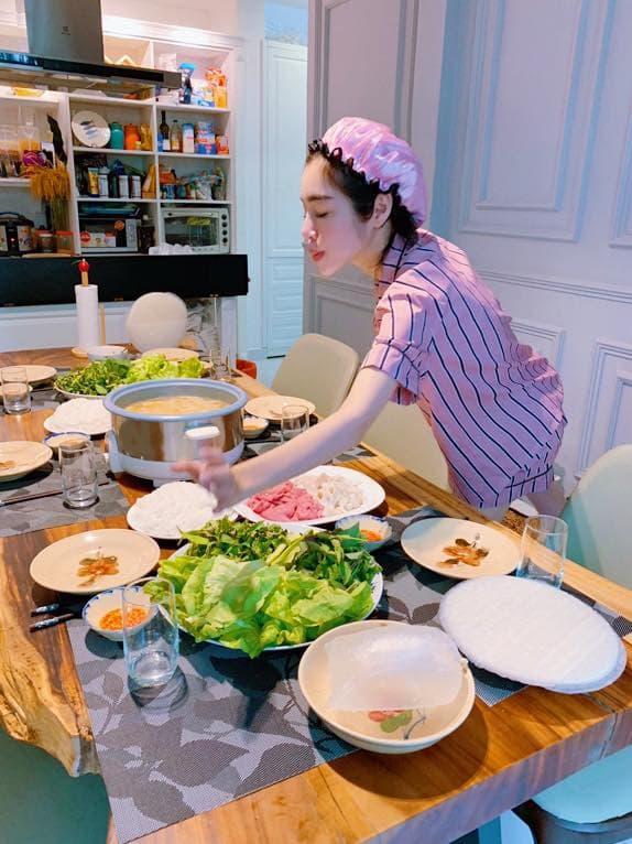Elly Trần, nhà Elly Trần, nhà sao Việt