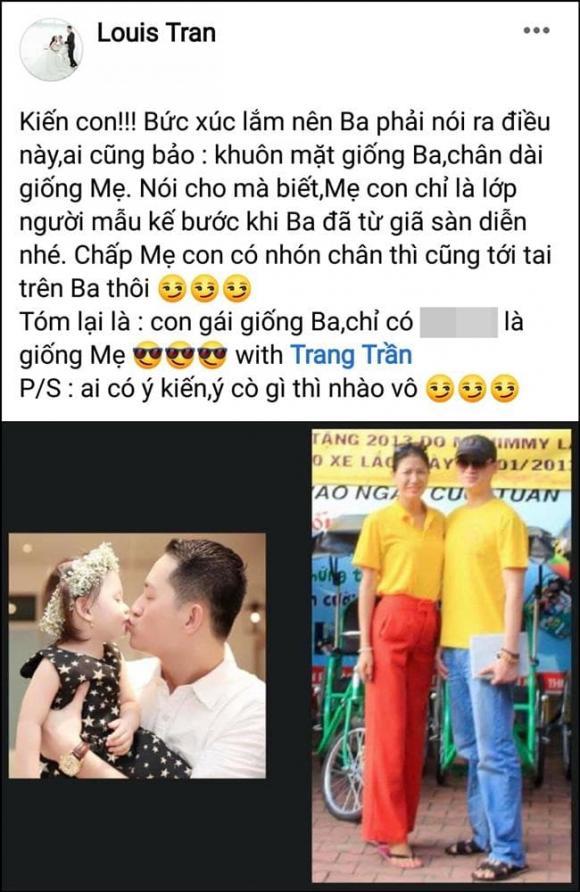 người mẫu Trang Trần, sao Việt
