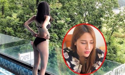 Đường dây mại dâm, người mẫu bán dâm, Lục Triều Vỹ, hoa hậu bán dâm