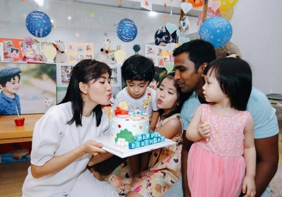Nguyệt Ánh, con trai Nguyệt Ánh, sinh nhật con trai Nguyệt Ánh