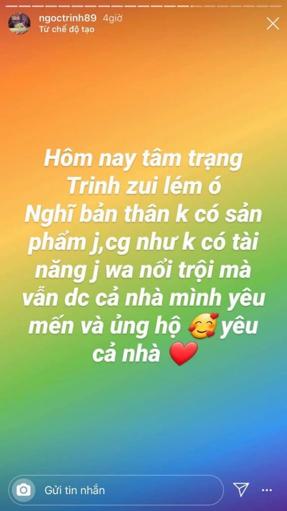 Ngọc Trinh, vũ khắc tiệp, sao Việt