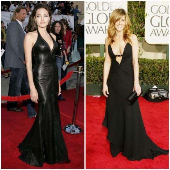Angelina Jolie, Jennifer Aniston, sao Hollywood