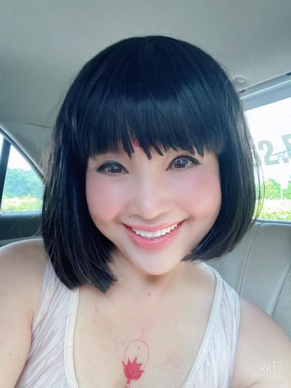 NSND Lan Hương, Em bé Hà Nội, tóc đẹp