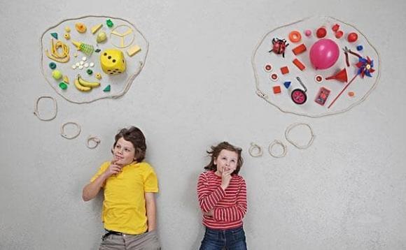 trí tưởng tượng, nuôi dạy con, phương pháp nuôi dạy con