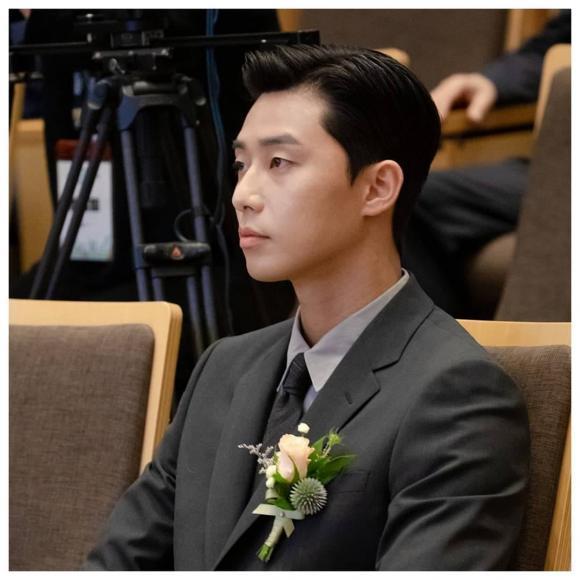 Park Seo Joon, thư ký kim sao thế, lịch lãm, sao hàn
