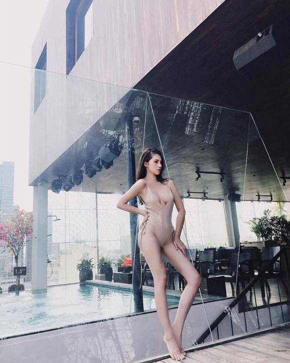 Rapper Binz, Châu Bùi, bạn gái của Binz
