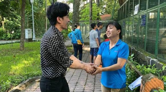 Đan Trường, Đan Trường tặng thú cưng, sao Việt