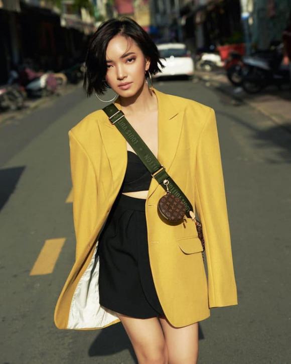 Hoa hậu Jolie Nguyễn, ca sĩ Binz, stylist Châu Bùi, sao Việt