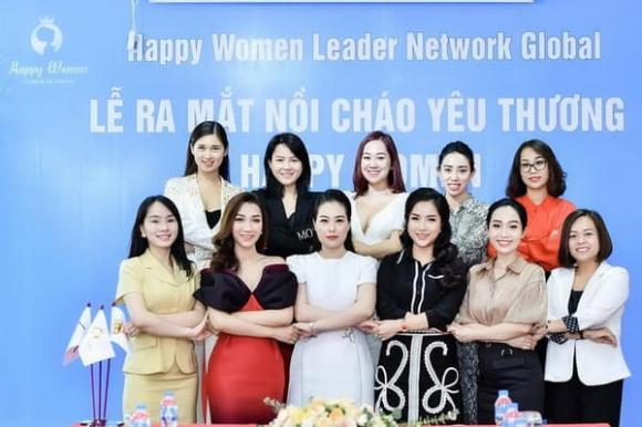 Happy Women Leader Network Global, Dự án Nồi Cháo Hạnh Phúc, Từ thiện