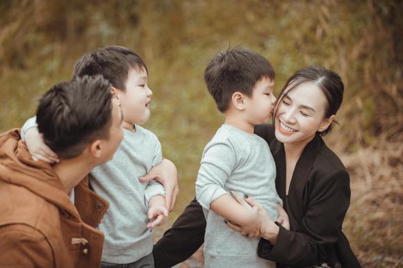 Vợ Baggio, Quỳnh Trâm con Baggio, sao Việt