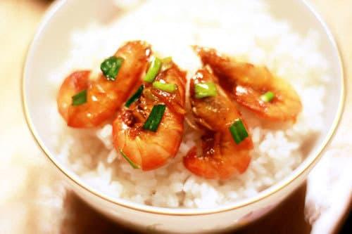 Tép rang nước cốt dừa, món ăn ngon, bí quyết nấu ăn